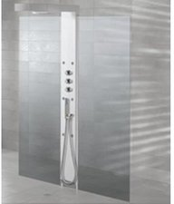 Villeroy & Boch Squaro Walk In Fitness Duschabtrennung 1200 x 800 mm
