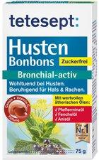 tetesept Husten Bonbon Bronchial aktiv zuckerfrei (75 g)