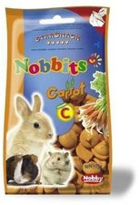 Nobby Nager Nobbits Nagersnack Carrot 100g