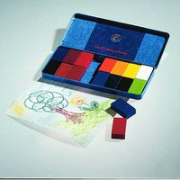Stockmar Wachsmalblöcke - 16 Farben