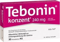 Schwabe Tebonin Konzent 240 mg