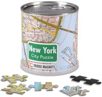 Extragoods City Puzzle - New York (500 Teile)