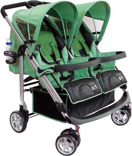 Zekiwa Alu Twice Green