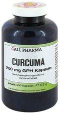 Hecht Pharma Curcuma 200 mg Kapseln (360 Stk.)