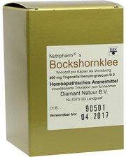 B & K Nutripharm Bockshornklee Kapseln (60 Stk.)