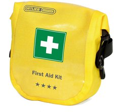 Ortlieb First-Aid-Kit Safety Level Medium Gelb