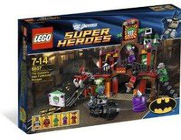 LEGO Batman - Dynamic Duo Funhouse Flucht (6857)