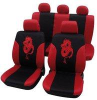 PETEX Sitzbezugset Dragon