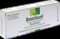 Klosterfrau Bronchicum Pastillen