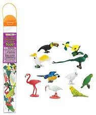 Safari Toobs - Exotische Vögel (680404)
