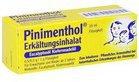 Spitzner Pinimenthol Erkältungsinhalat