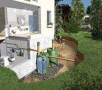 GRAF Herkules Hauswasserautomat 3200 L (321010)
