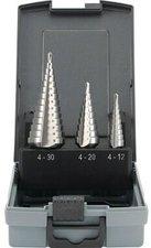Toolcraft HSS Stufenbohrersatz 3-tlg. (821395)