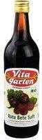 Möller Vitagarten rote Bete Saft Biologisch (750 ml)