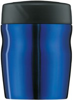 Alfi foodMug Edelstahl blau 0,35 l