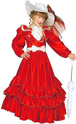 Widmann Scarlett-Kostüm für Mädchen