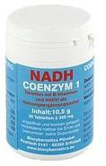 Biocybernetics Nadh Coenzym 1 Kautabletten (30 Stk.)