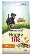 Versele-Laga Happy life Beef + Rind 3 kg