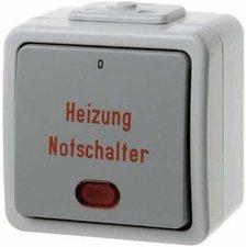 Berker Heizungs-Notschalter 356205