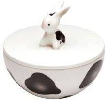 Goebel Cow Bunny Porzellandose