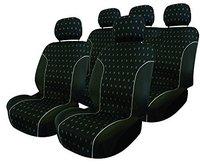 Service Best Charcoal Sitzbezugset