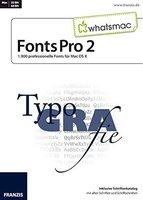 Franzis Fonts Pro 2 (Mac) (DE)