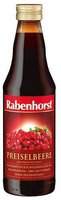 Rabenhorst Preiselbeer Muttersaft aus Wildfrucht (330 ml)