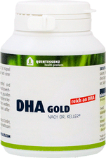 Quintessenz Health Products Dha Gold Nach Dr.Keller Kapseln (120 Stk.)