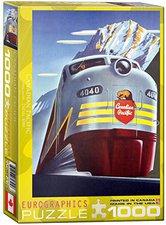 Eurographics Diesel-Loks 4040 (1.000 Teile)
