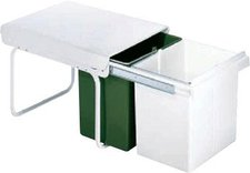Wesco Double-Boy 30 DT weiß/grün (2x15 L)