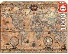 Educa Antike Weltkarte (15159, 1.000 Teile)