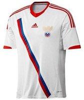 Adidas Russland Away Trikot 2012/2013