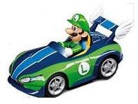Carrera Mario Kart Wii - Aufziehauto Wild Wing Luigi