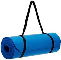 ScSPORTS Gymnastikmatte 190 x 60 x 1,5 hellblau (PD-01294)