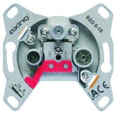 Axing Durchgangsdose SSD 6-18