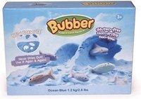 Waba Fun Bubber Modelliermasse 425g blau