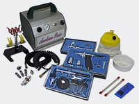Wiltec AS176 Airbrush Set