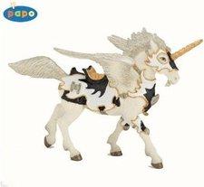 Papo Pegasus Einhorn schwarz-weiß (38829)