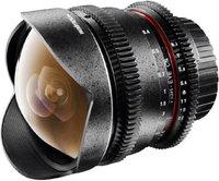 Walimex pro Fish-Eye 8 mm f: 3,8 VDSLR für Nikon