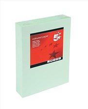 5-Star Kopierpapier, A4, 80g/qm, grün (297617)