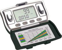 High Colorado Multifunktions Pedometer BMI