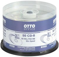 Otto Office CD-R 700mb 80min 52x 50er Cakebox