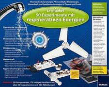 Franzis Lernpaket 50 Experimente mit regenerativen Energien