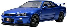 Tamiya Nissan Skyline GT-R V.spec II (24258)