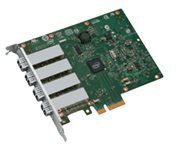Intel Ethernet Server Adapter I350-F4 (I350F4BLK)