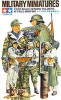 Tamiya German Soldaten