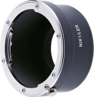 Novoflex Objektiv-Adapter Nikon 1/Leica R