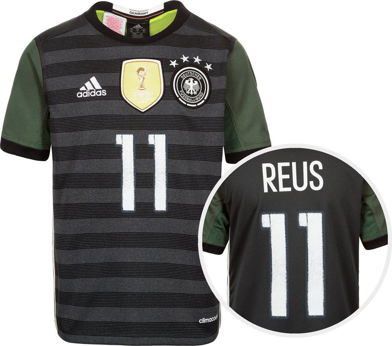 marco reus deutschland dfb kinder trikot em 2016. Black Bedroom Furniture Sets. Home Design Ideas