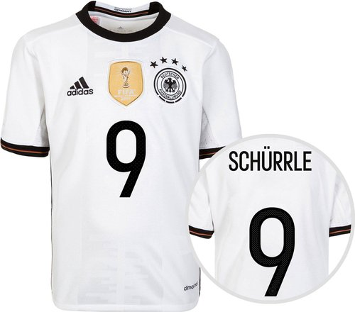 Andre Schürrle Deutschland/DFB Kinder Trikot EM 2016