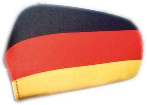 Deutschland Außenspiegelfahne EM 2016